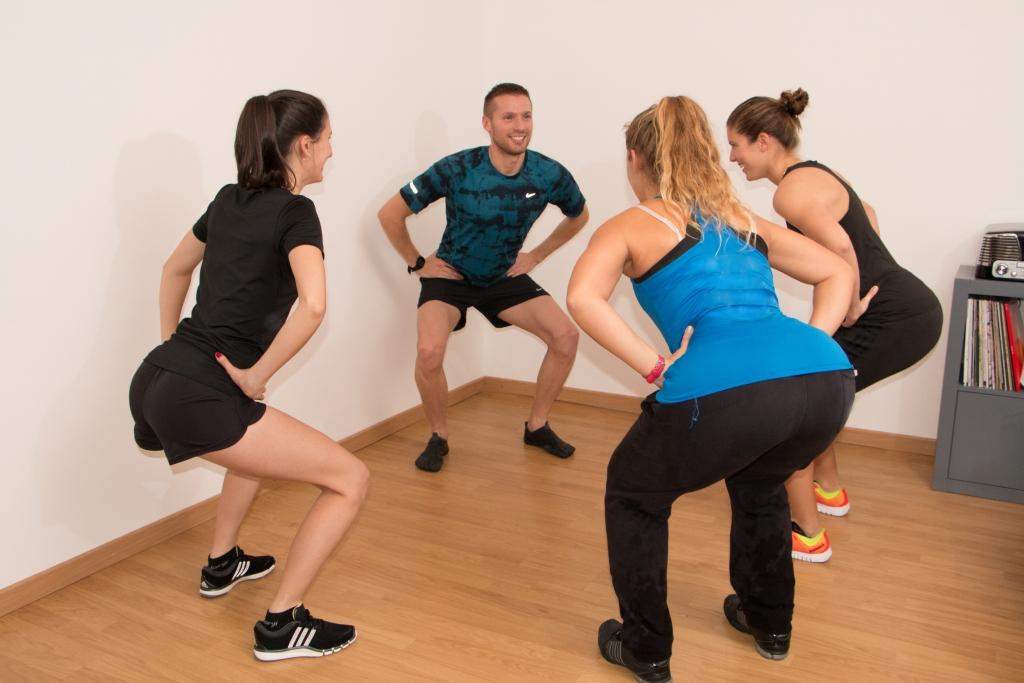 Cours collectif fitness à Nantes