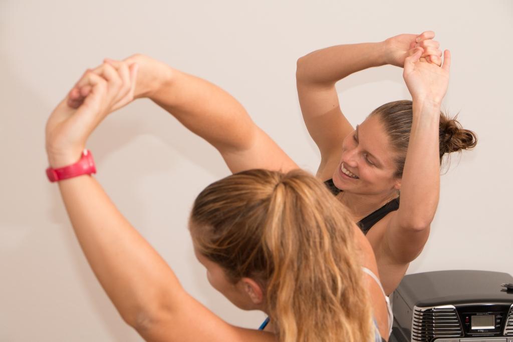 Flavien coach sportif Nantes cours de fitness