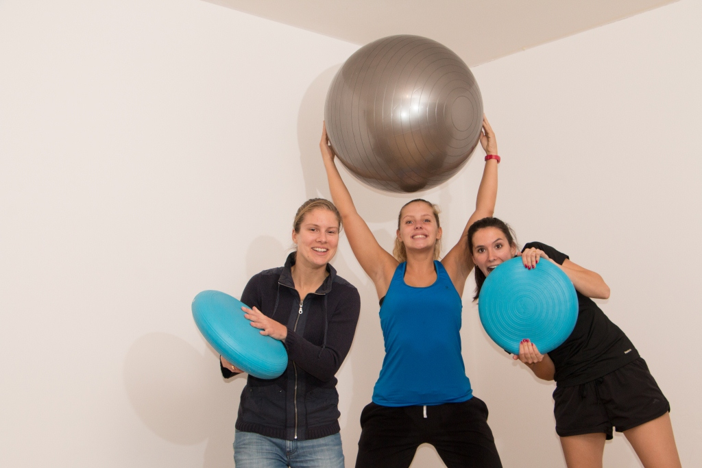 Cours fitness particulier