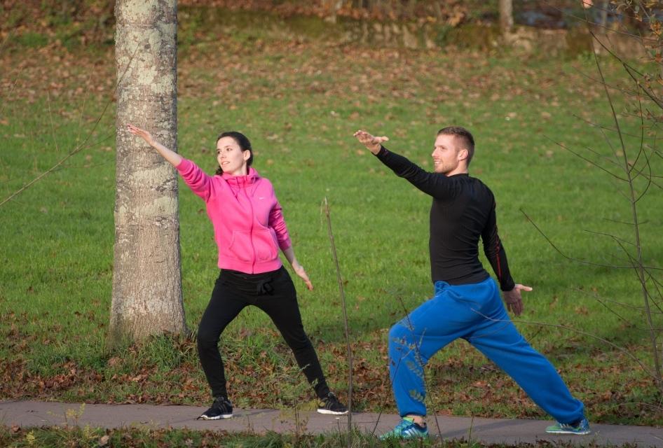 Sport et lutte contre le stress